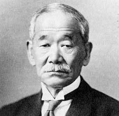 Jigoro Kano, inventeur du judo